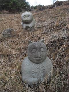 石の動物園