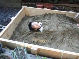 砂蒸し風呂
